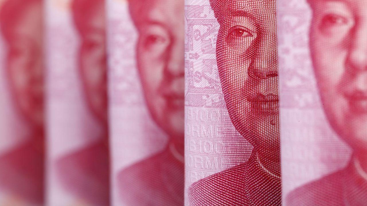 Le yuan remonte