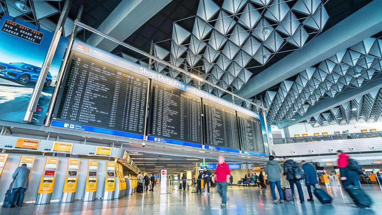 Les agents de sécurité feront grève mardi entre 2heures et 20heures à l'aéroport de Francfort.