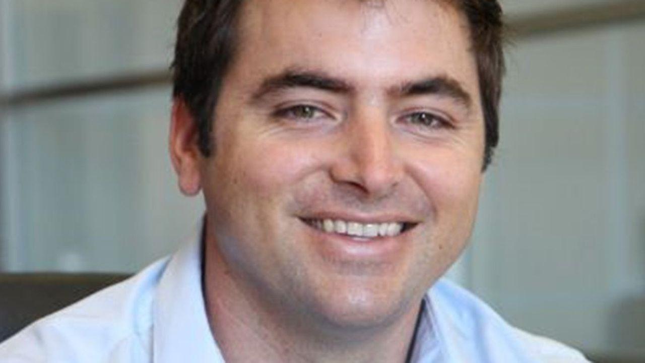 Arnaud Dianoux, cofondateur et directeur général d'Opsealog.