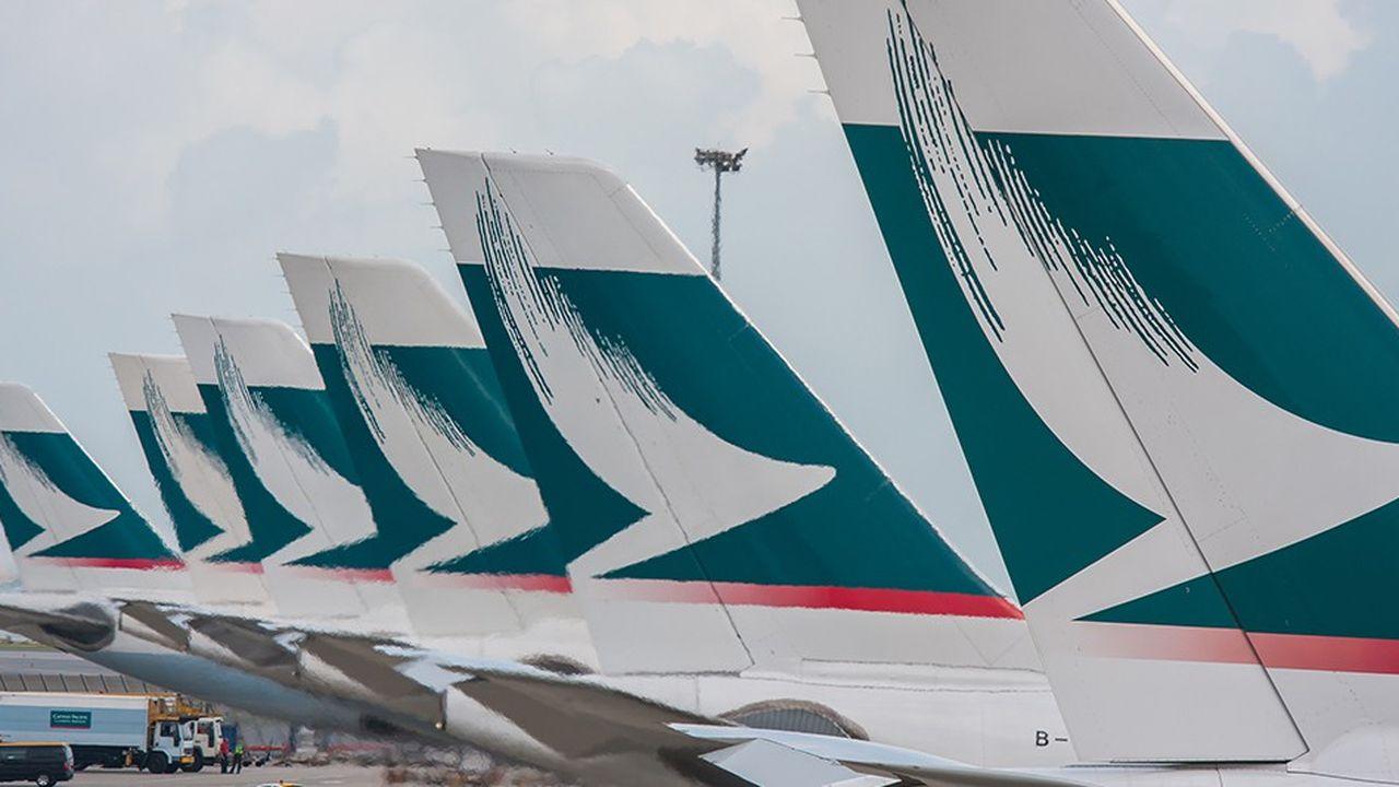 Cathay Pacific a connu une année difficile en 2018, enregistrant une perte de 33millions de dollars au premier semestre alors que la concurrence chinoise est de plus en plus féroce.