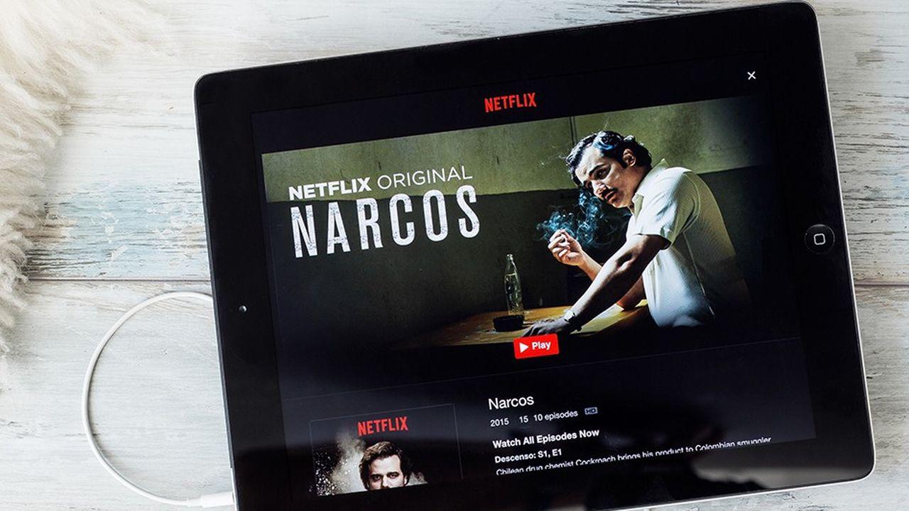 En juillet2018, Netflix disposait de 130millions d'abonnés à travers le monde