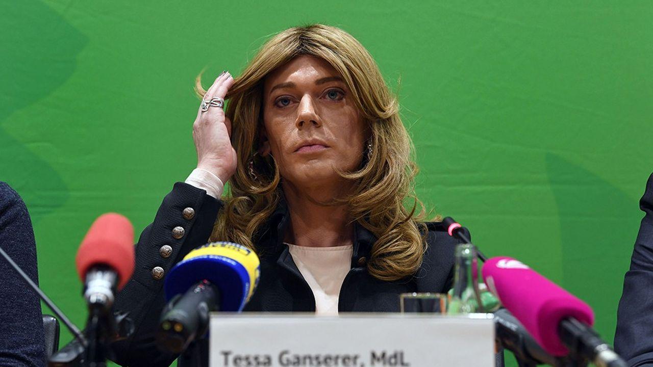 A compter du 23janvier, date de sa première séance plénière de l'année, le parlement de Bavière comptera le premier député transgenre d'Allemagne