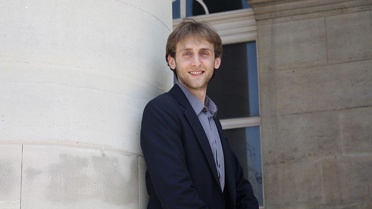 Raphaël Trotignon, chercheur en économie de l'énergie et du climat au sein de la chaire Economie du climat de l'université Paris-Dauphine