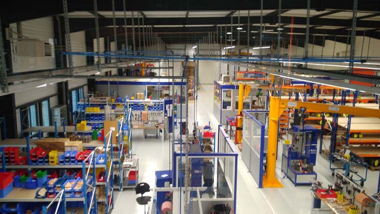 Technés'est imposé sur le marché des petites et moyennes séries à délais serrés et forte technicité.