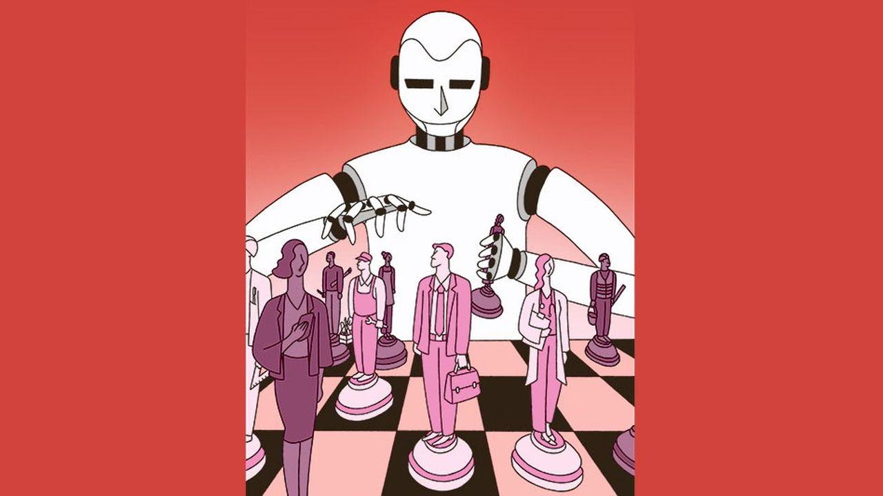 Maintenant qu'elles peuvent battre les humains au jeu de go ou les radiologues pour détecter des tumeurs, les machines risquent-elles de nous dépasser dans tous les autres domaines ? Les questions d'éthique dans l'IA sont passées de la science-fiction au monde réel.