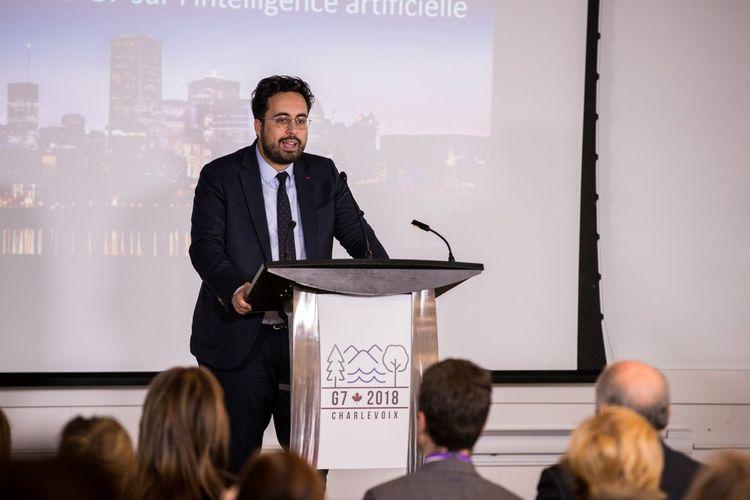 Mounir Mahjoubi : « Voyez ce qui se passe en France avec les 'gilets jaunes'. C'est pour cela qu'il faudra étudier les impacts de l'IA sur la société, les mesurer et donner des clefs de compréhension aux gens. Car si on ne le fait pas, on va créer des résistances légitimes »