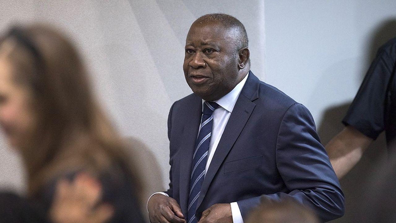 Laurent Gbagbo a toujours plaidé non coupable depuis l'ouverture de son procès en 2016.