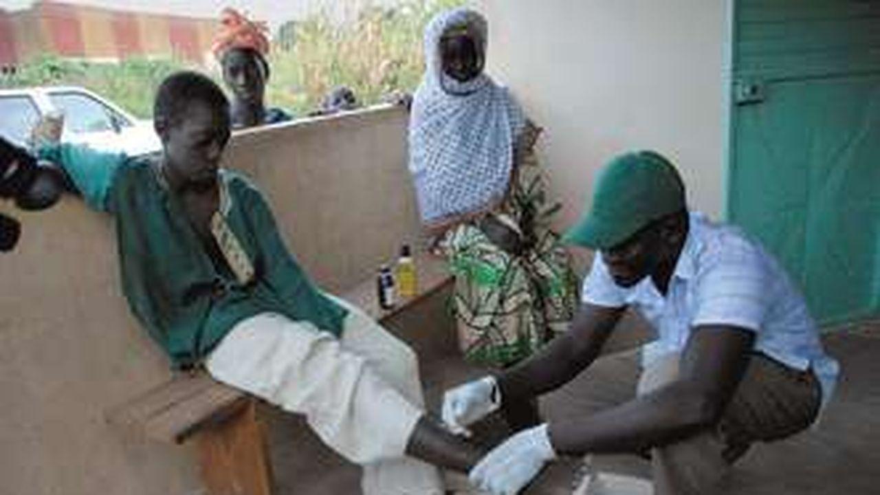 Plan D Une Case Africaine la case de santé, pilier de la médecine de brousse africaine