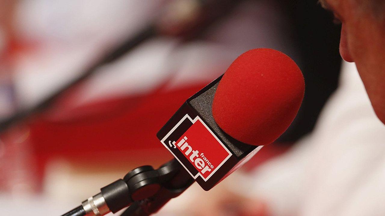 Inter n'a certes pas dépassé RTL, mais la radio dirigée par Laurence Bloch est à un cheveu et n'a jamais été aussi proche.