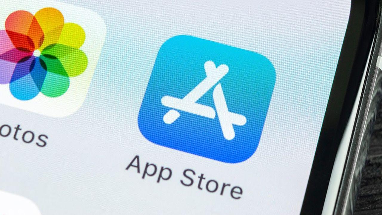 Chaque année, les revenus générés par le magasin en ligne d'Apple grimpent depuis son lancement en2008.