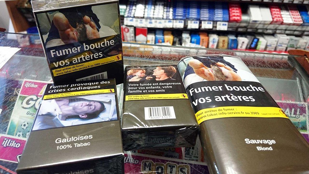 Seuls 16% des fumeurs trouvent le paquet de cigarettes neutre à leur goût.