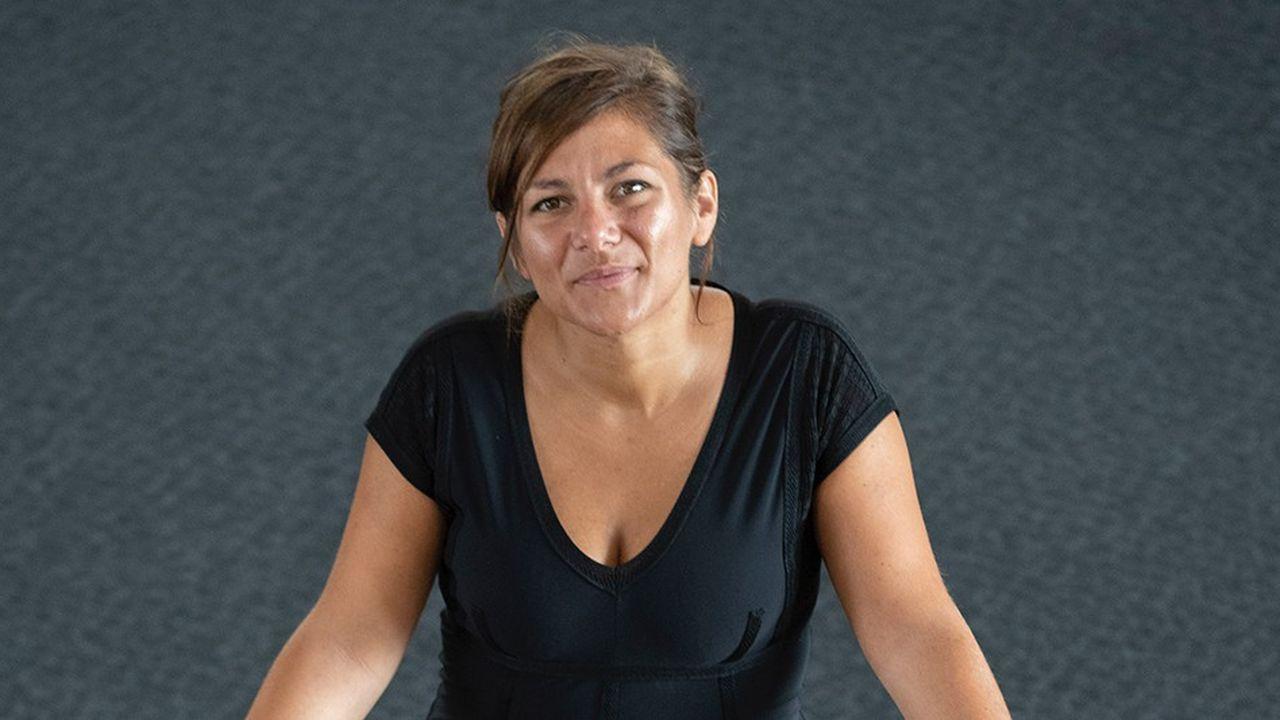 Anne-Sophie Tyli Robin, directrice générale de Bouchers Services