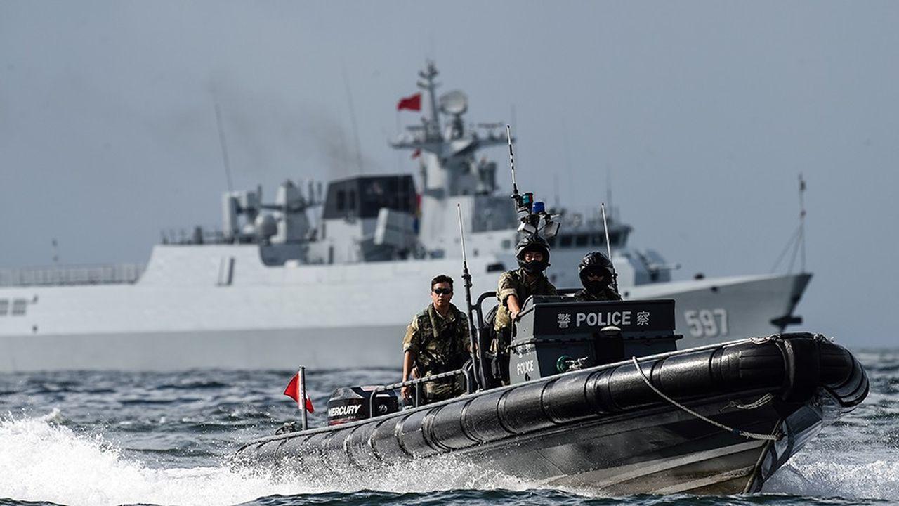 La rumeur persiste selon laquelle la Chine voudrait installer une base militaire au Vanuatu.