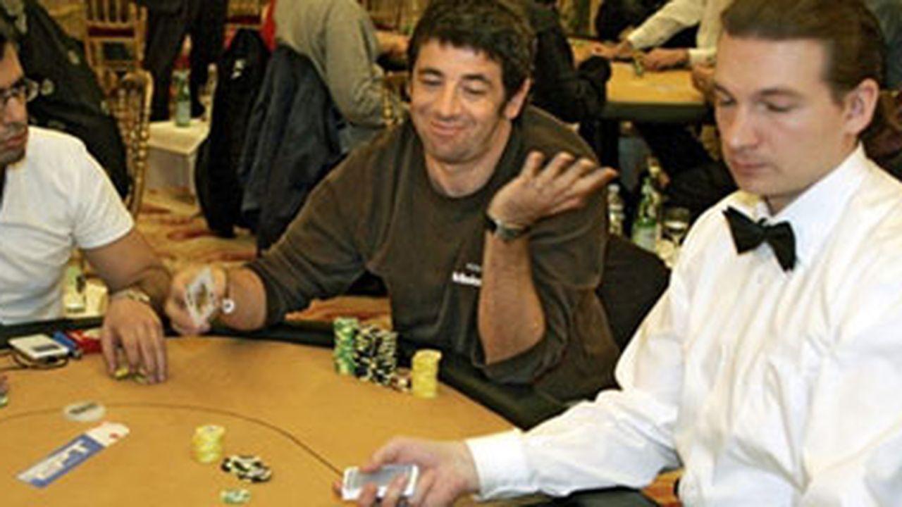 Patrick Bruel S Allie Au Fondateur De Meetic Dans Le Poker En Ligne Les Echos