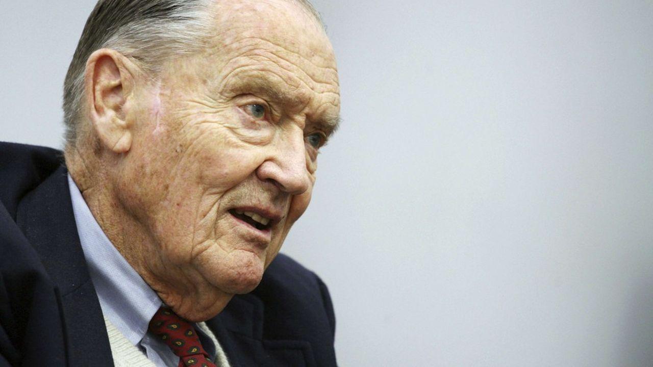 John Bogle avait fondé Vanguard dans les années 1970