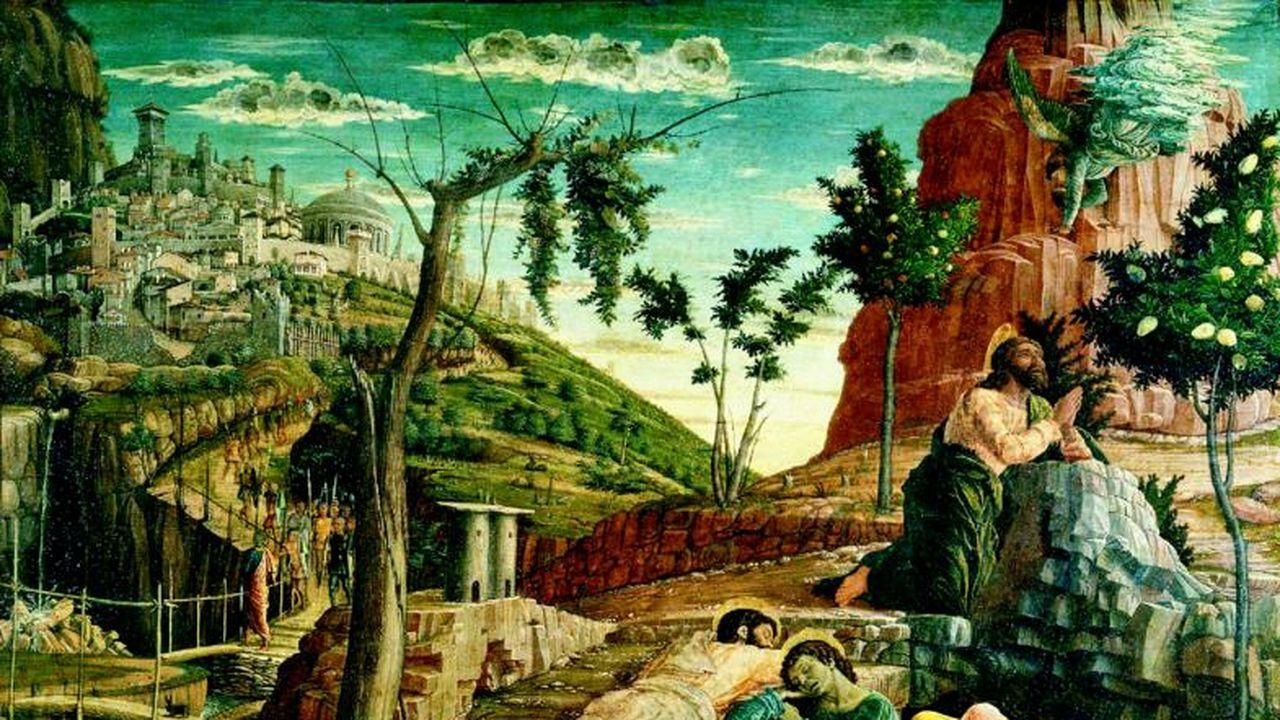 Sculpteur Peintre Et Poete Francais mantegna, le sculpteur de peinture | les echos