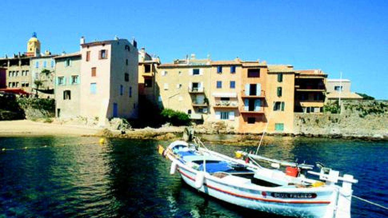 Artiste Peintre St Tropez saint-tropez à coeur ouvert | les echos