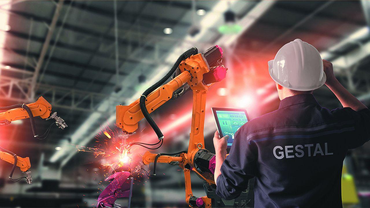 Gestala développé une palette de services en maintenance industrielle et d'installation en électricité, tuyauterie et serrurerie