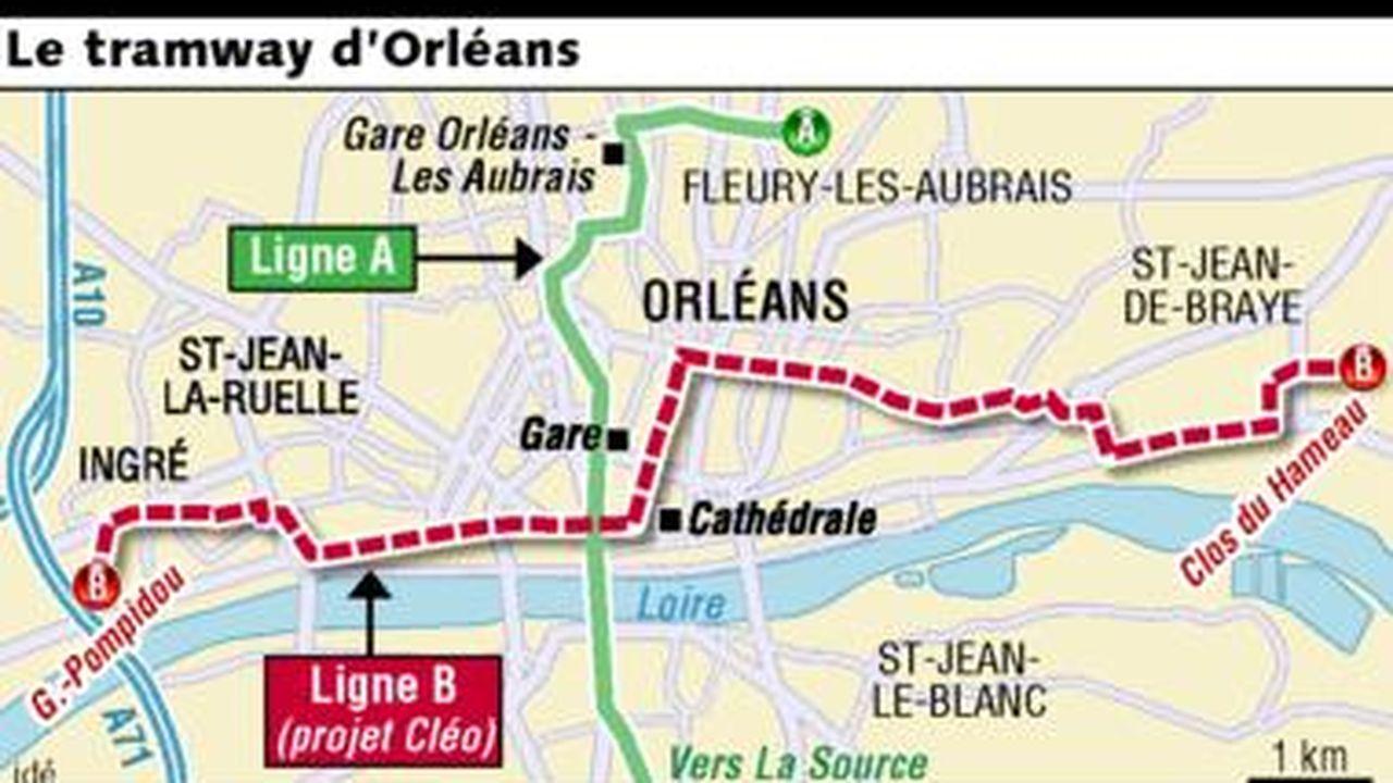 Maître D Oeuvre Orléans orléans choisit alstom pour sa deuxième ligne de tramway