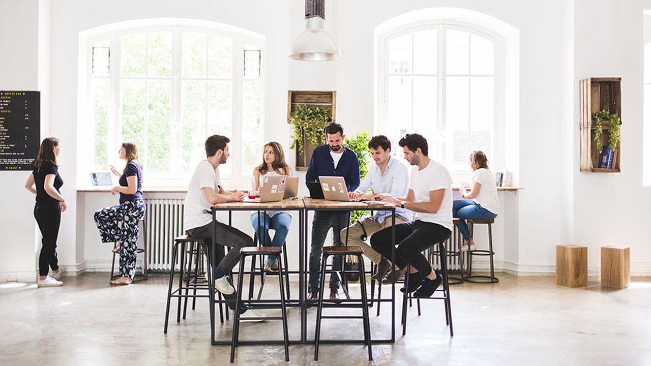 Le coworking est un modèle urbain et séduit moins en périphérie des grandes villes.