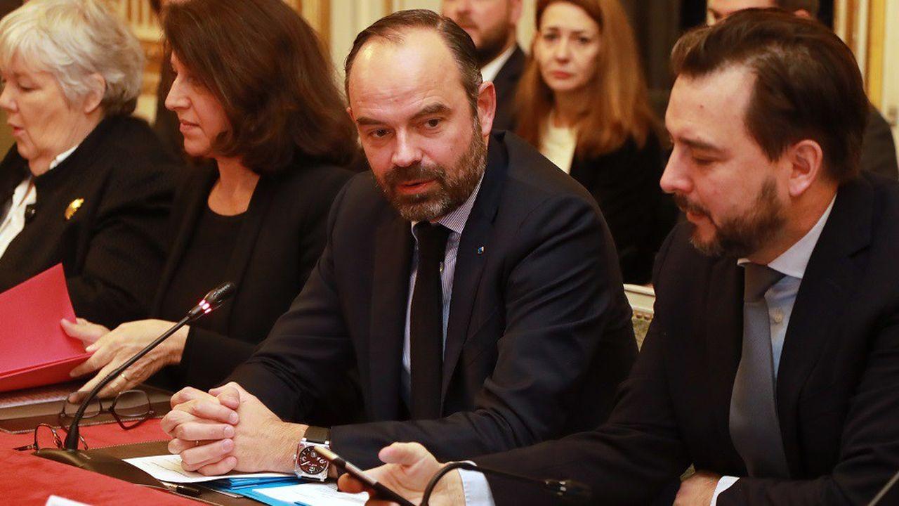 Le Premier ministre organisait, ce jeudi matin, une réunion à Matignon avec les ministres concernés par le Brexit.
