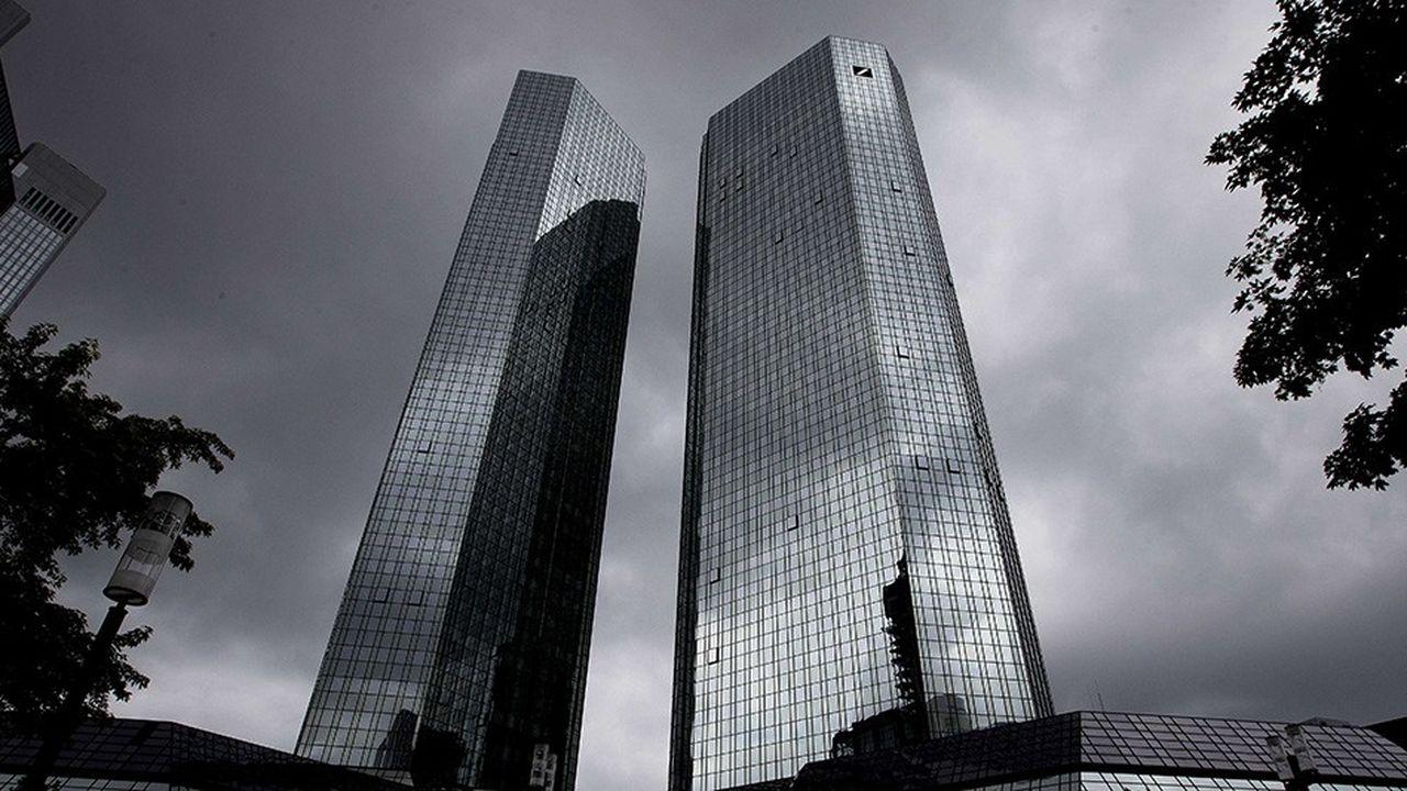 Les grandes banques de marché européennes, comme Deutsche Bank par exemple, connaissent une forte volatilité depuis la fin 2018.