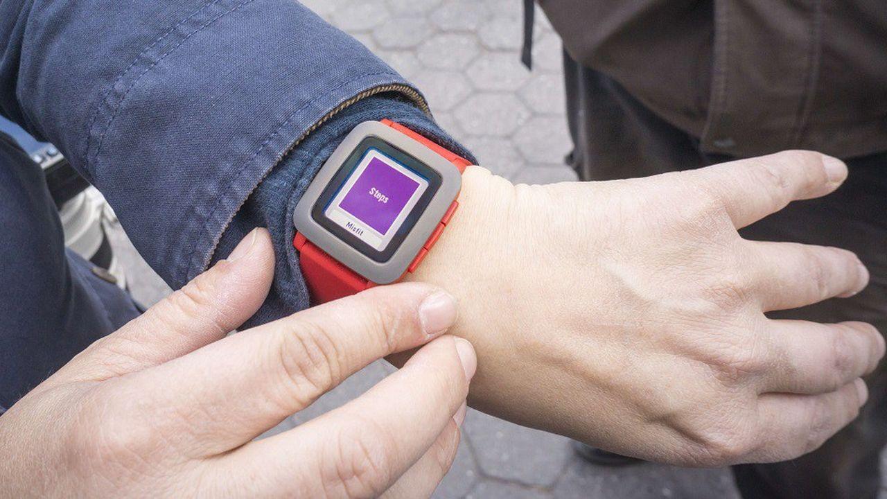 Fossil s'est lancé dans le domaine des montres connectées en 2015, en achetant pour 260millions de dollars l'entreprise Misfit.