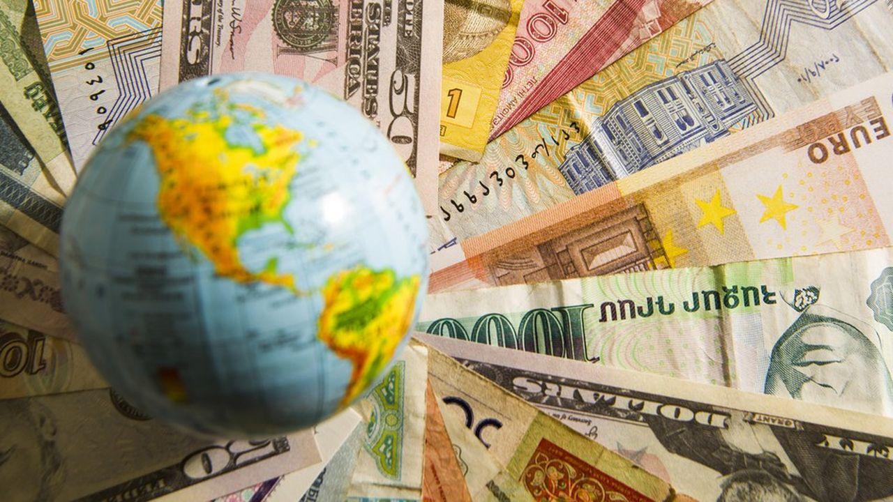 Le FMI évalue le niveau d'endettement mondial pour 2017 à 184.000 milliards.