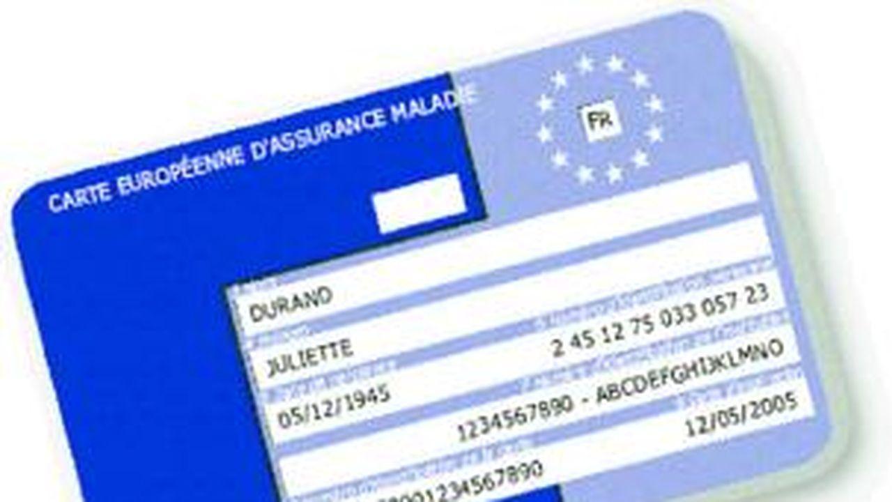 Carte Assurance Maladie Naissance.Naissance De La Carte Europeenne D Assurance Maladie Les Echos