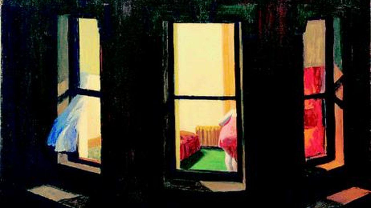 Hopper Peintre De La Solitude Les Echos