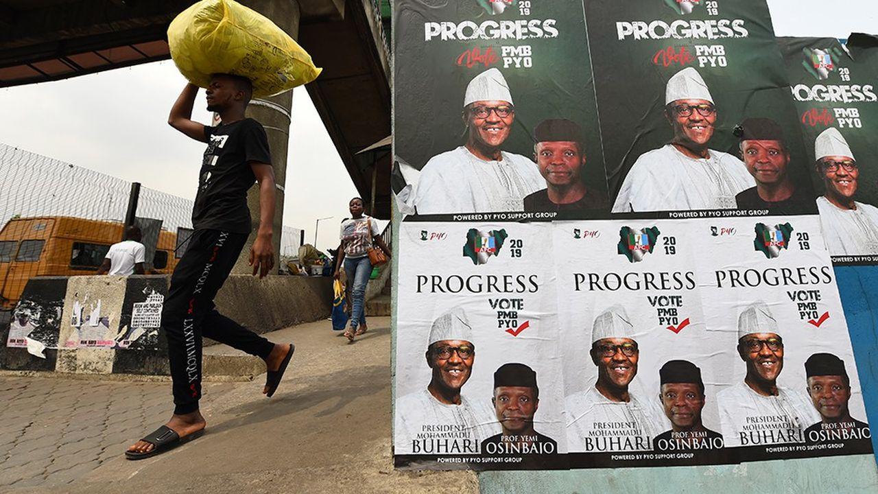 Les quatre cinquièmes des 85millions de citoyens du Nigeria attendus aux urnes le 16février ne disposent pas de papiers officiels prouvant leur identité.