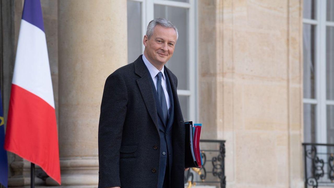 La taxe touchera «toutes les entreprises représentant un chiffre d'affaires supérieur à 750millions d'euros au niveau mondial et 25millions d'euros en France»