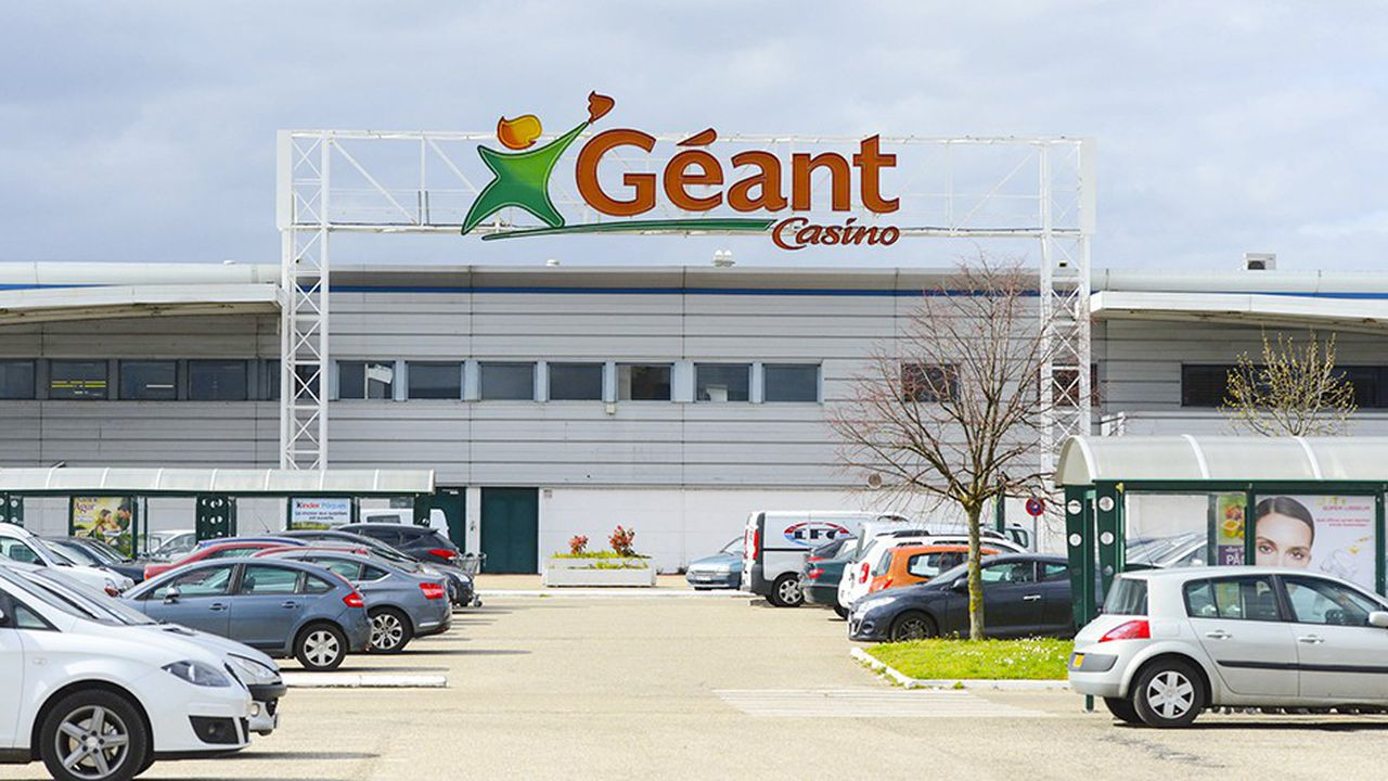 GEANT CASINO POITIERS CHANGEMENT DIRECTION