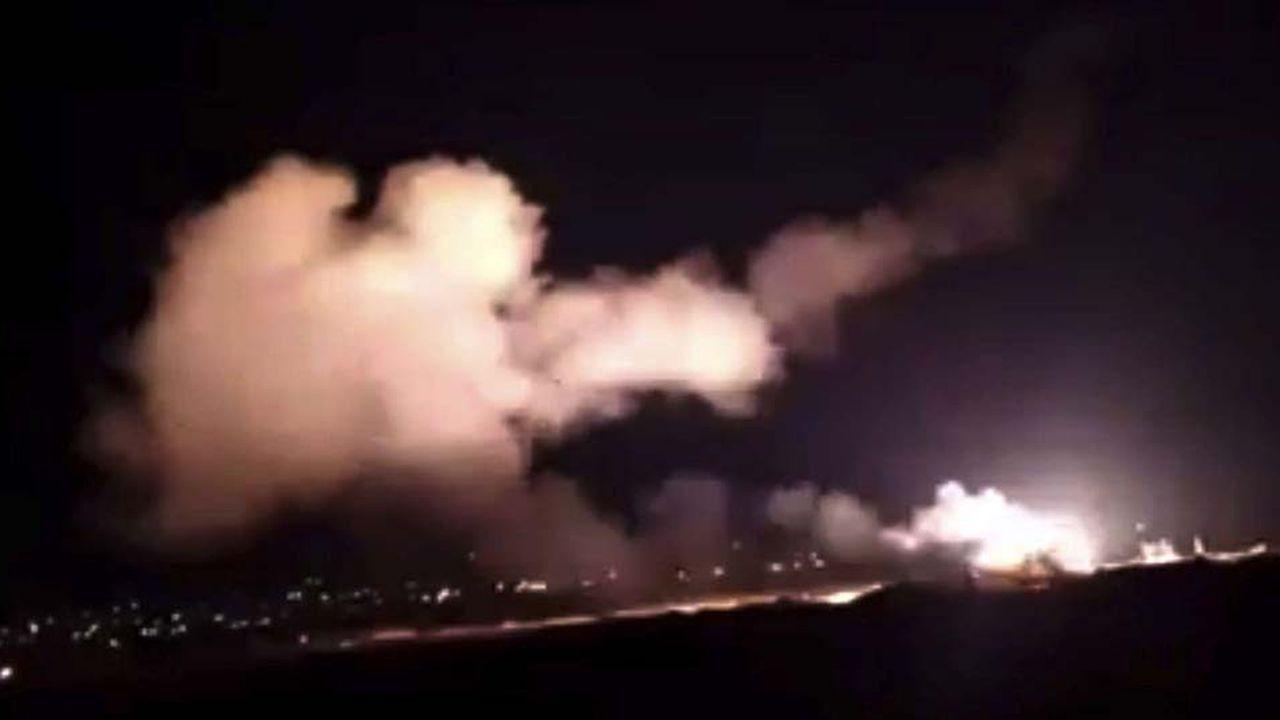 Israël a frappé des cibles en Syrie à de nombreuses reprises depuis le début de la guerre civile