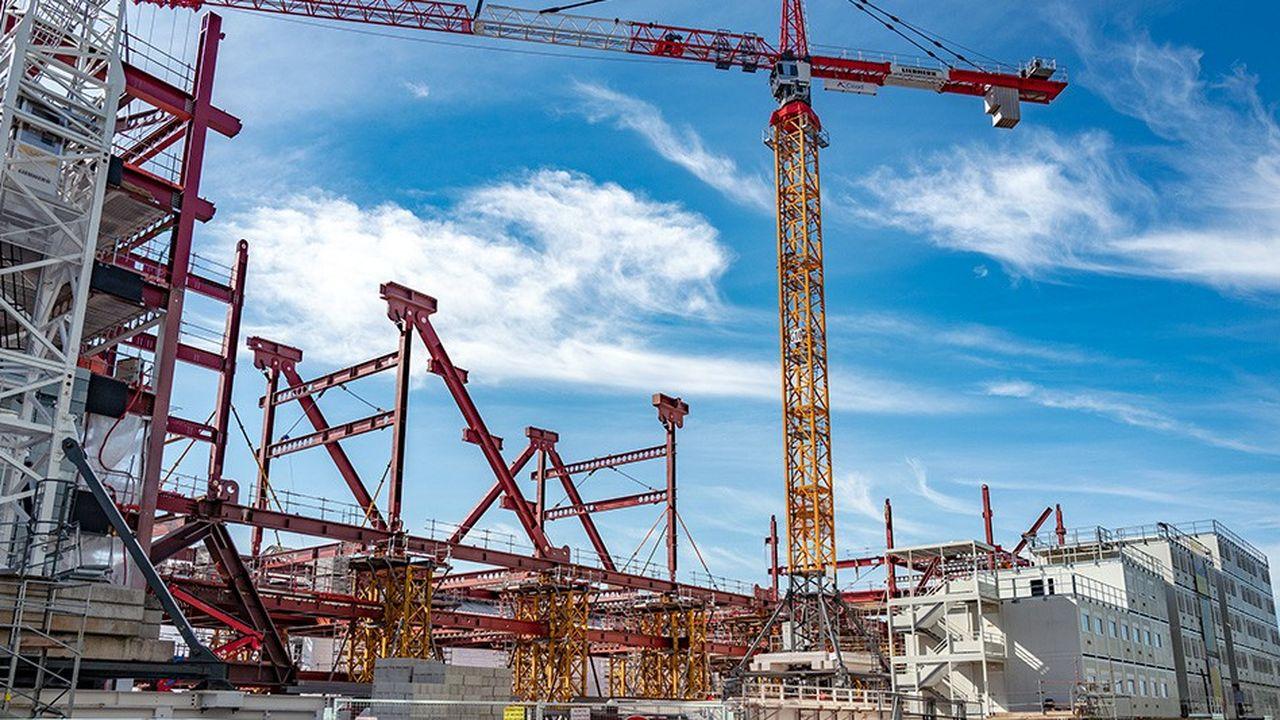 La taille du marché francilien, avec quelque 80.000 logements construits par an, permet d'accueillir des promoteurs de toutes les régions, s'ils parviennent à se faire une place.