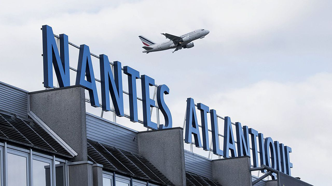 La croissance du trafic de l'aéroport Nantes Atlantique se poursuit à vive allure. Elle a atteint 12,9% en 2018, portant le trafic à 6,2millions de passagers.