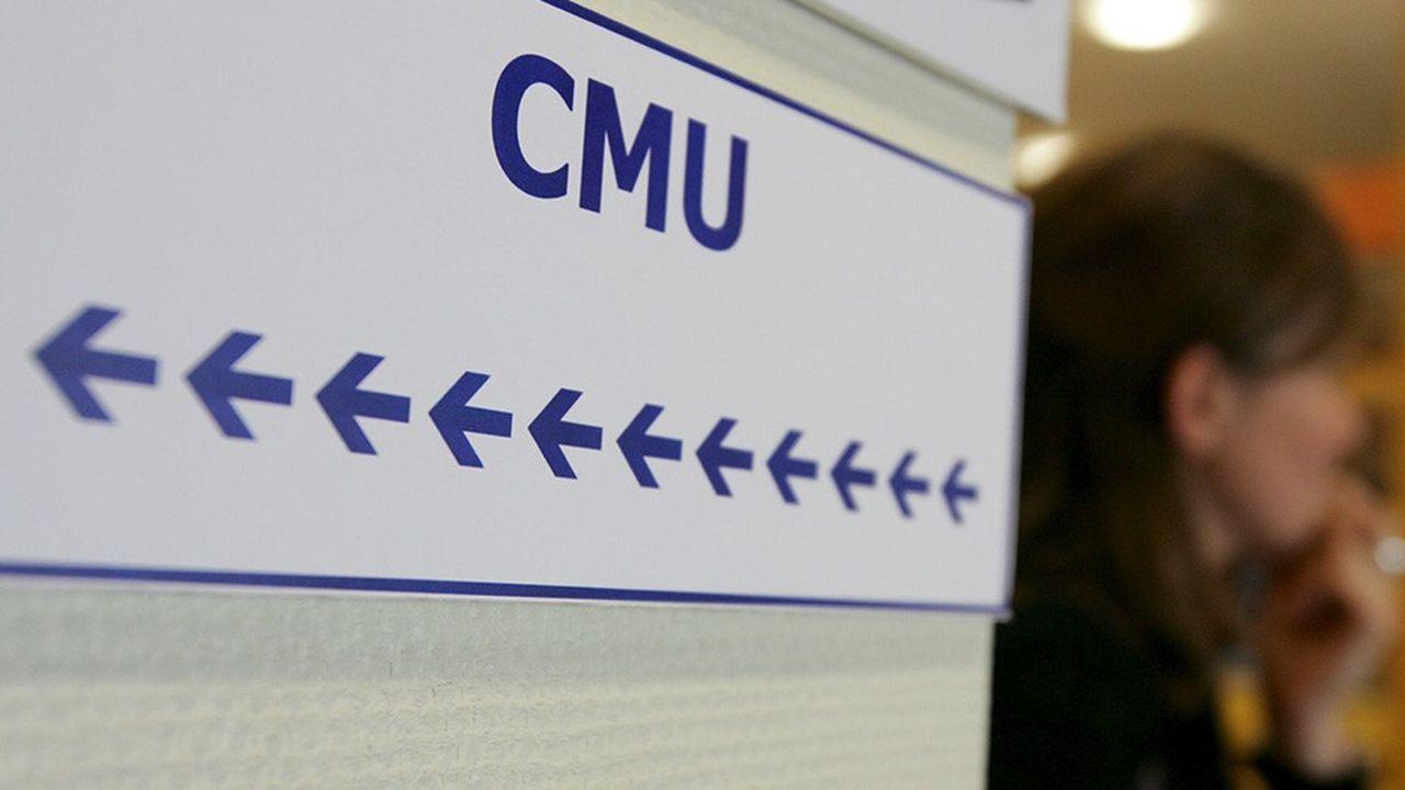 En novembre, le panier de soins de la CMU complémentaire sera ouvert à des personnes bénéficiant de revenus légèrement supérieurs.