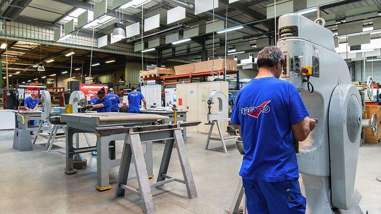 Production de pièces de rechange aéronautique à Verniolle (Ariège)