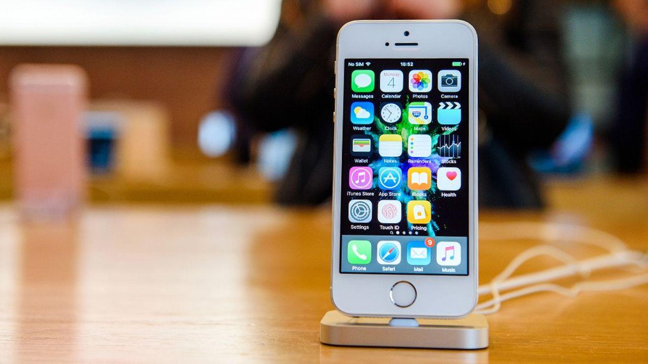 L'iPhone SE avait été lancé par Apple en mars2016