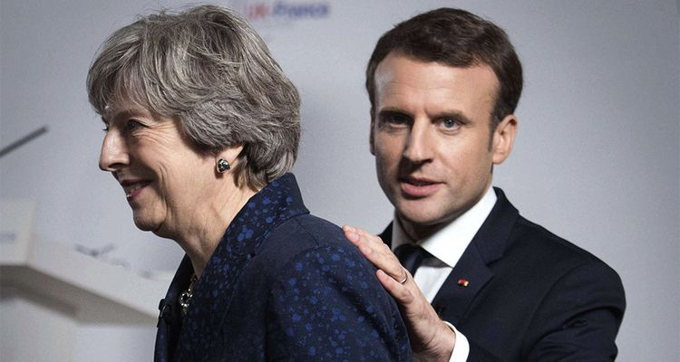 Londres ne cesse de répéter qu'elle restera un acteur de premier plan de la sécurité du continent