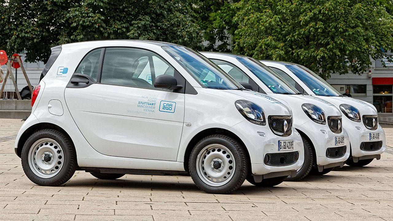 Le leader de l'autopartage propose depuis cette semaine 400 Smarts électriques dans Paris.