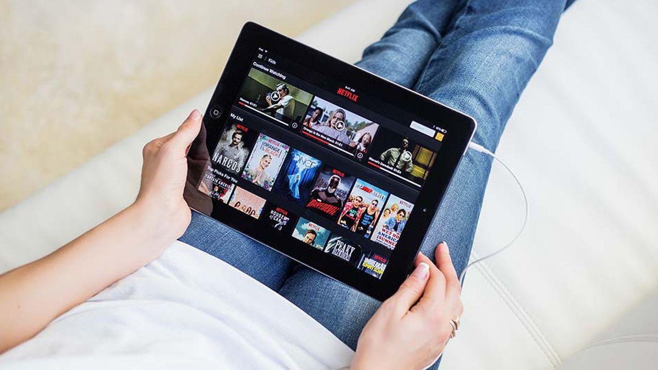 Netflix compte aujourd'hui 139millions d'abonnés payants à travers le monde