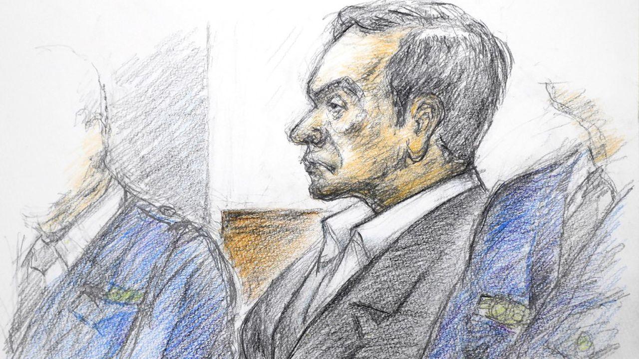 Ses avocats avaient précédemment laissé entendre que le PDG de Renault espérait pouvoir retourner en France avant de revenir assister à son procès