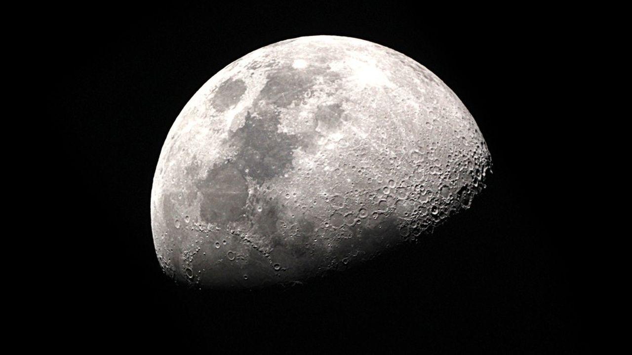 La Lune fait l'objet d'un nouvel engouement de la part des agences spatiales.