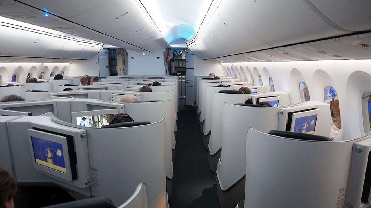 Pour pouvoir monter en gamme et augmenter son offre de sièges affaires, Air France doit trouver un accord avec les pilotes.