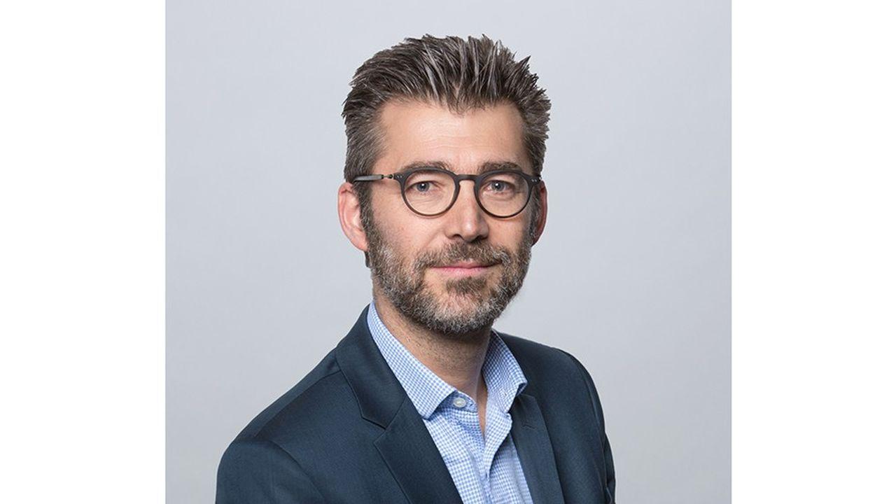Philippe Benquet, président de la société Acorus.