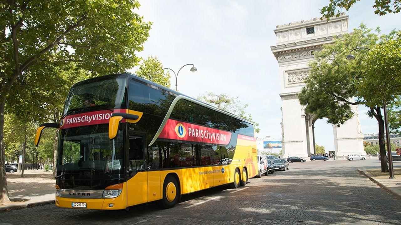 Paris représente encore 60% de l'activité de ParisCityVision. Sa direction souhaite un rééquilibrage avec la province.