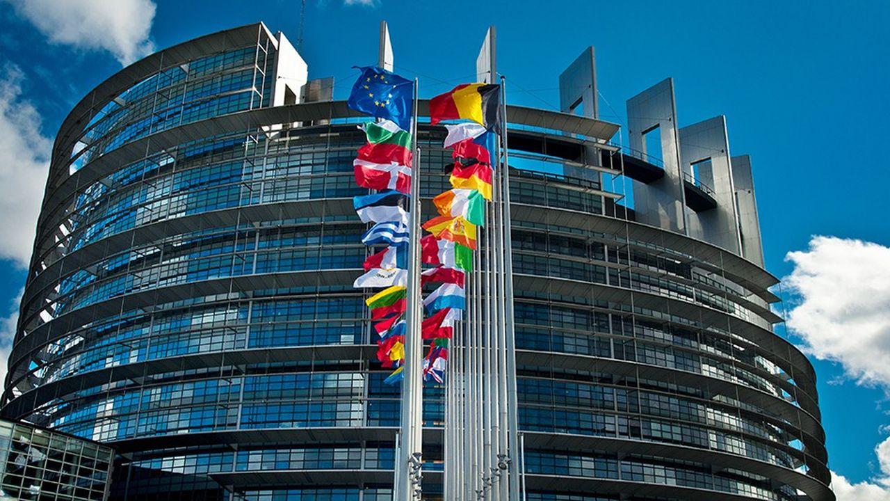 Les sièges d'eurodéputés britanniques au Parlement de Strasbourg ont déjà été supprimés ou répartis entre les autres Etats membres.