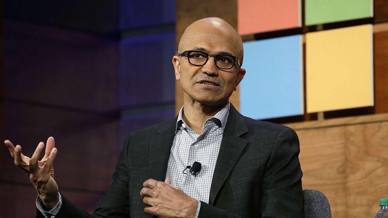 Le patron de Microsoft, Satya Nadella, ne veut pas rater la prochaine révolution de l'industrie vidéoludique, le «cloud gaming»