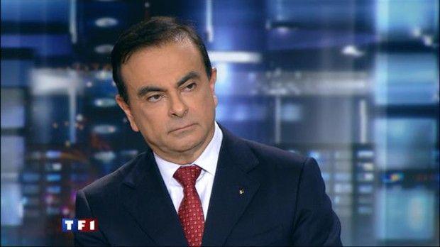 Après avoir affirmé à la France entière au «20Heures» de TF1 qu'il était sûr des espions chinois enquêtant sur Renault, Carlos Ghosn finit par reconnaître l'erreur